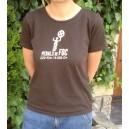 Camiseta mujer Pedals de Foc